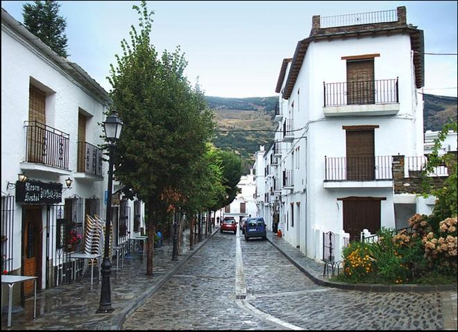 Descubre Las Alpujarras @travelsadaptado