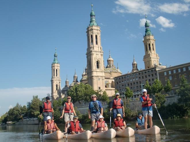 ¿Quieres navegar por el Ebro? @travelsadaptado