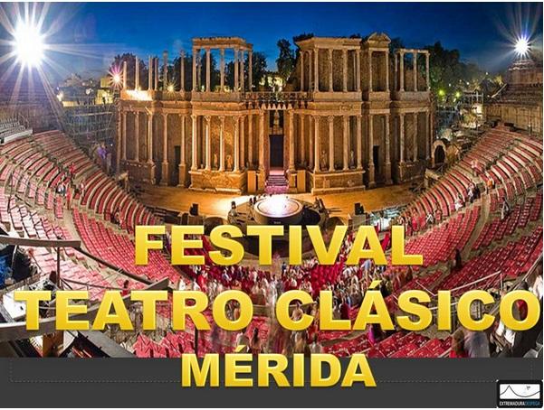 Festival De Teatro Clasico De Merida (Julio Y Agosto) @travelsadaptado