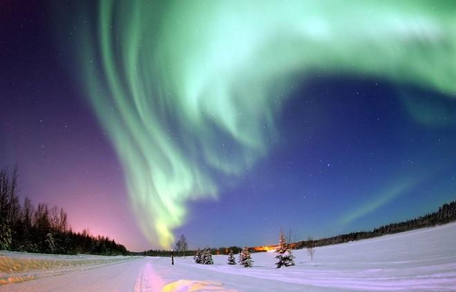 Descubre la Aurora Boreal durante 12 dias! @travelsadaptado