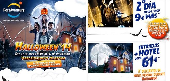 Halloween en PortAventura para Todos @travelsadaptado