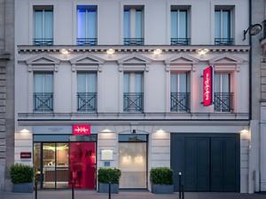 Hotel Mercure Paris Gare du Nord Lafayette
