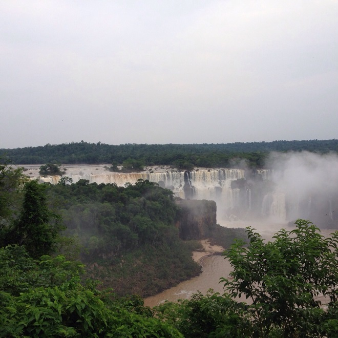 Cataratas de Iguazu: Un paraiso accesible a tu alcance @travelsadaptado