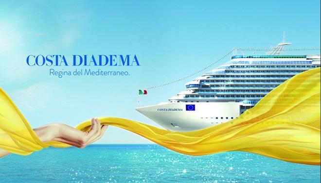 Cruceros por el Mediterraneo a bordo del Costa Diadema @travelsadaptado