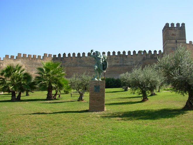 Escapada Badajoz Histórico Accesible @travelsadaptado