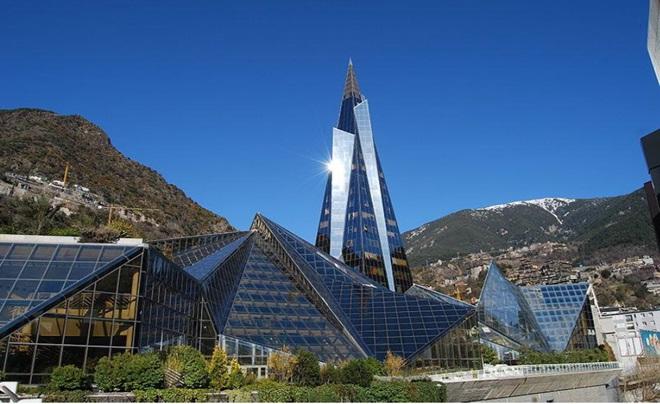 Escapada a Caldea Andorra para Todos @travelsadaptado
