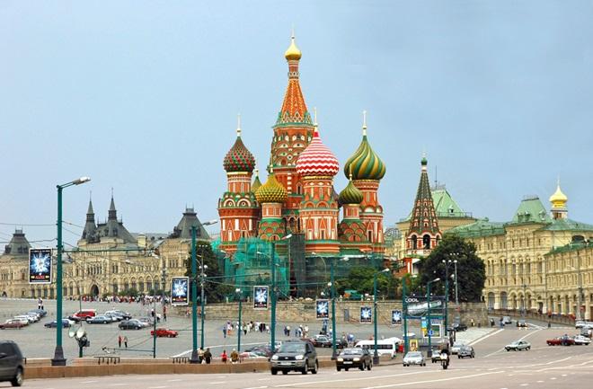 Navidad y Fin de Año en San Petersburgo y Moscú @travelsadaptado