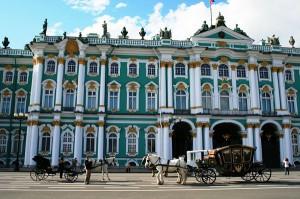 palacio de invierno - san petersburgo