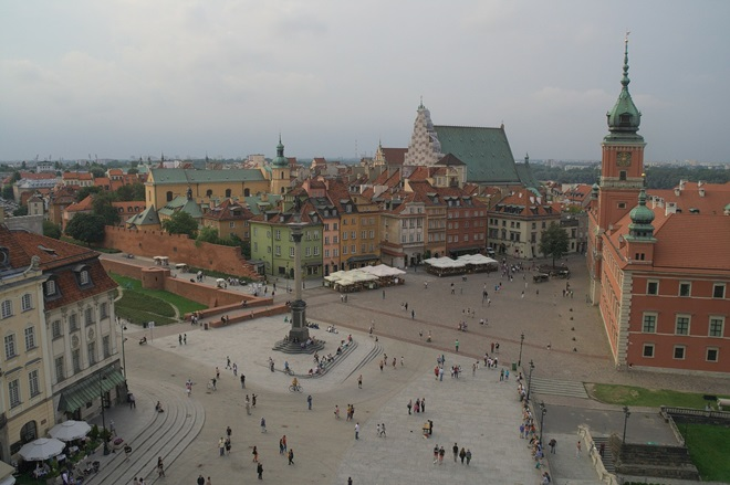 Polonia accesible @travelsadaptado