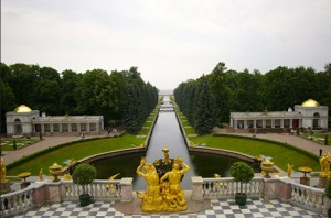 san petesburgo jardines