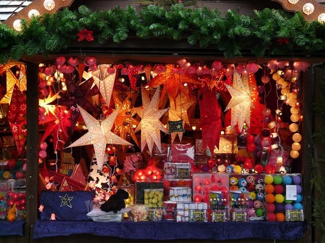 Mercadillos navideños en Granada @travelsadaptado