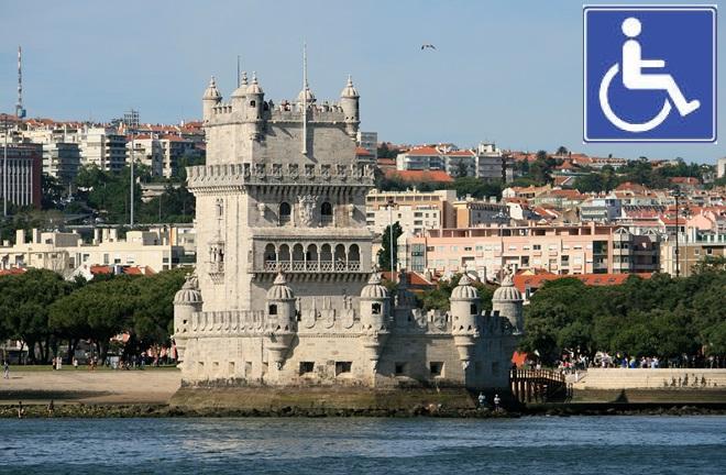 Lisboa Accesible Sin Barreras @travelsadaptado