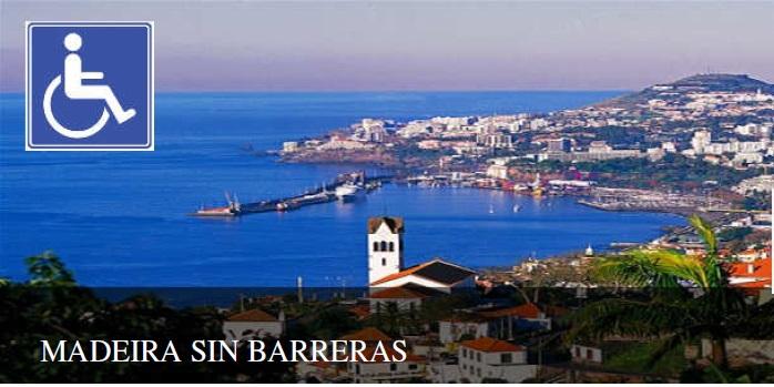 Madeira Accesible y Sin Barreras @travelsadaptado