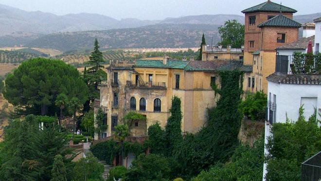 Visita de Granada a Ronda de un día @travelsadaptado