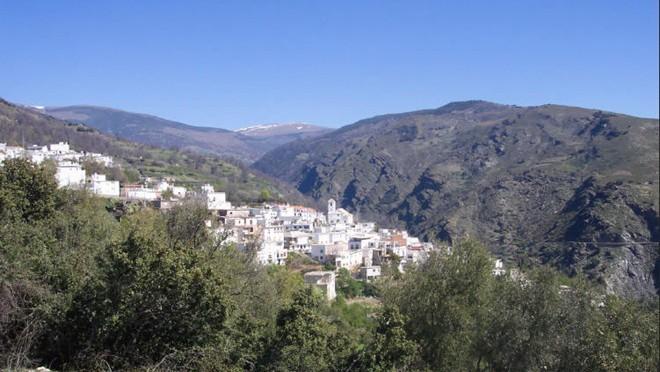 Turismo Rural Accesible en las Alpujarras para el Puente de Andalucia @travelsadaptado
