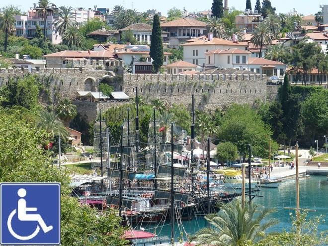 Antalya accesible para todos @travelsadaptado