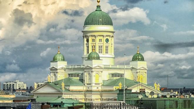 Helsinki Accesible @travelsadaptado
