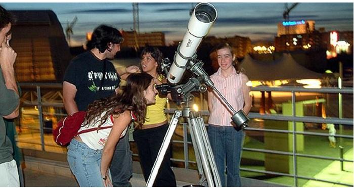 parque de la ciencia de granada observatorio