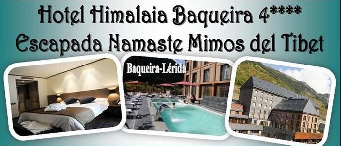 Namaste Mimos del Tibet, Hotel Himalaia Baqueira 4