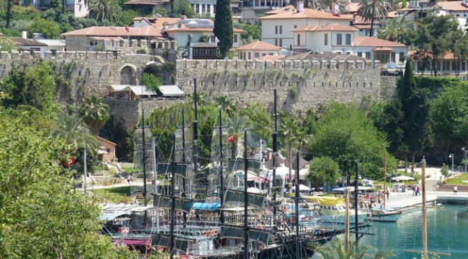 Tour Accesible Estambul, Kusadasi y Antalya @travelsadaptado