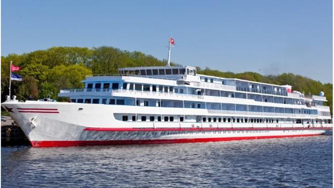Crucero fluvial por el Volga accesible @travelsadaptado
