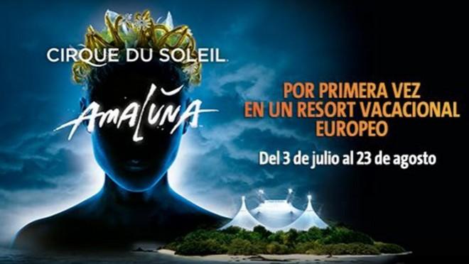 Oferta Familiar Amaluna, Cirque Du Soleil @travelsadaptado