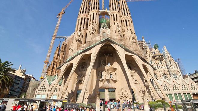 Acceso Prioritario a la Sagrada Familia @travelsadaptado