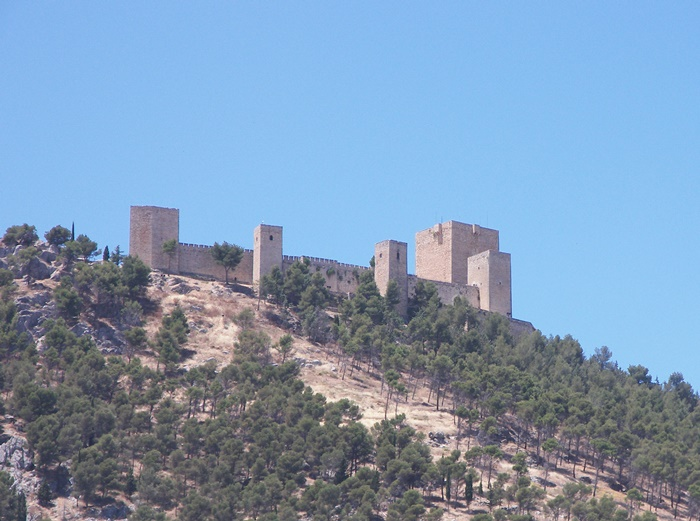 Jaén_-_Castillo
