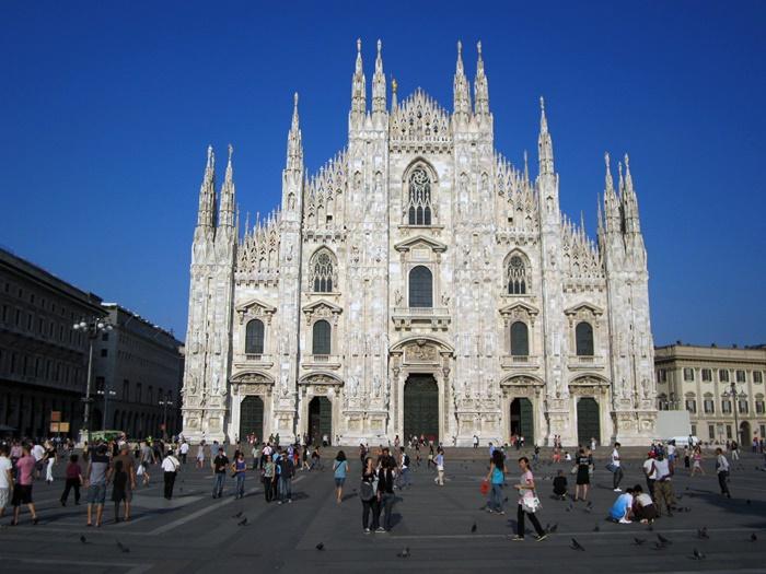 Milan-il Duomo