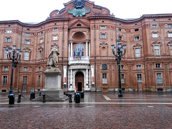 Plaza de Vittorio Emanuelle