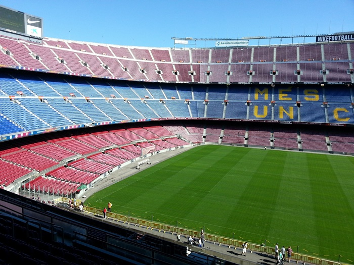 football-stadium-camp nou
