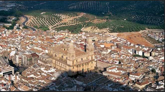 RUTA DE LOS CASTILLOS DE JAEN ACCESIBLE @travelsadaptado